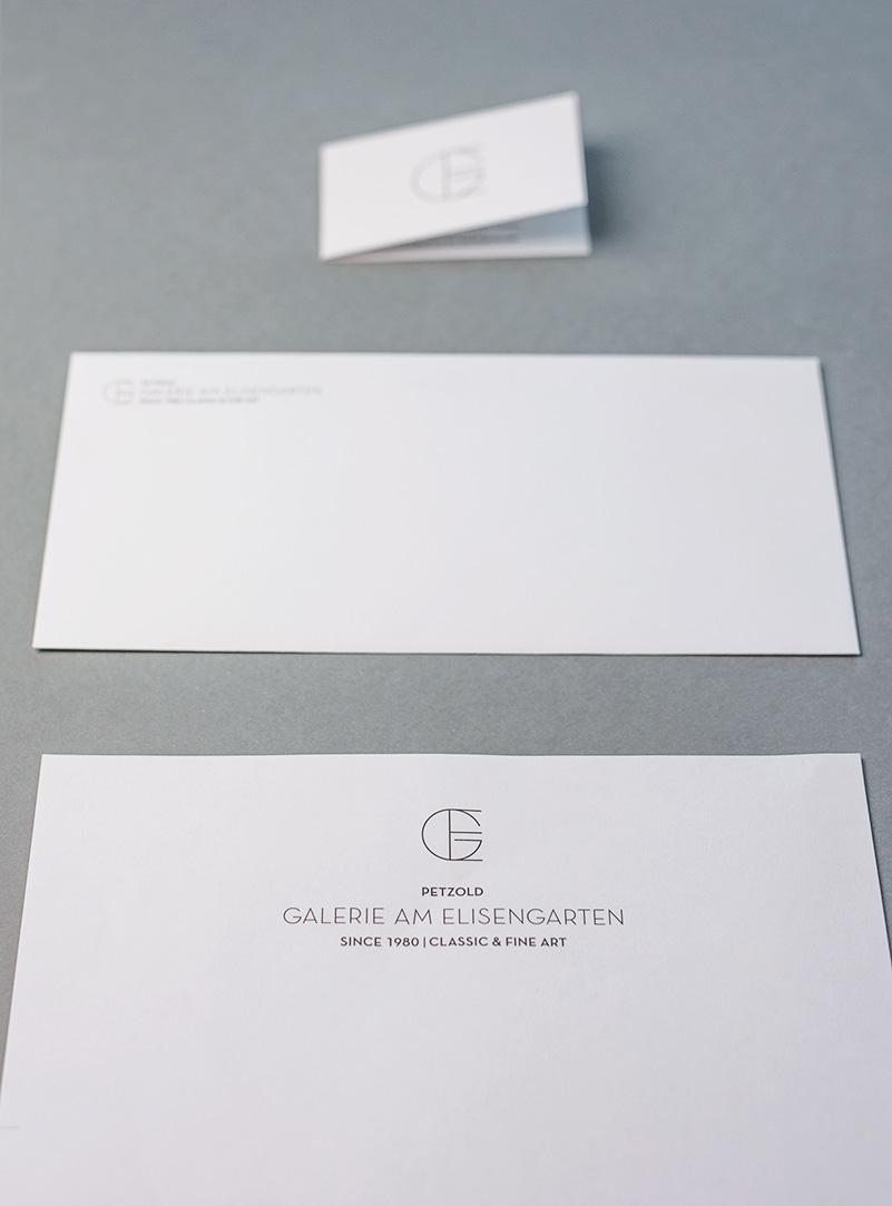 Galerie Geschäftsbedarf