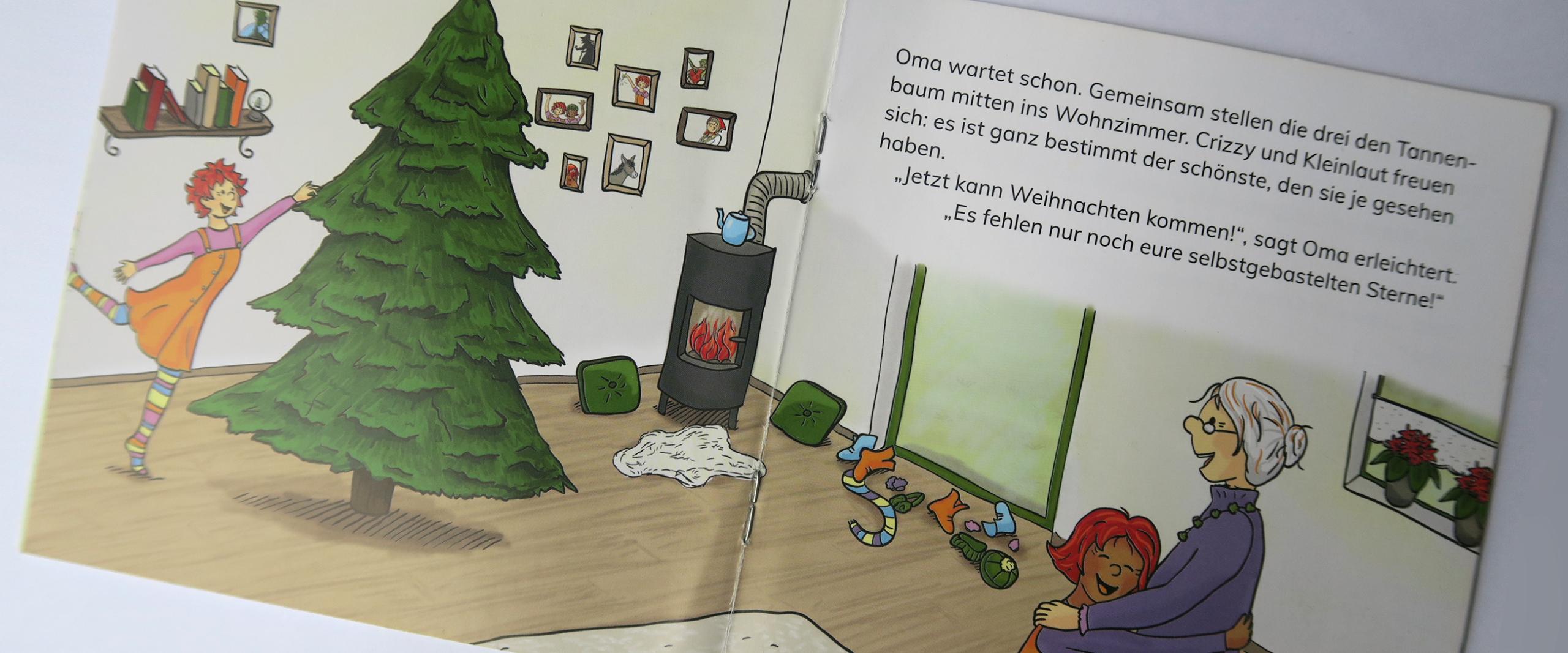 Hexe Kleinlaut Weihnachtsbuch